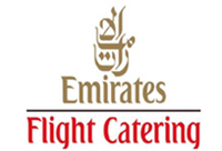 Emirates Airlines Flight Catering