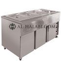 Bain-marie (with Hot Cabinet)
