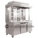 Shawerma Machine (with Cabinet)