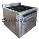 AL Halabi Cooking Range