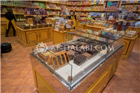 Chocolate Display Chiller (La Cure Gourmande - Dubai Mall)