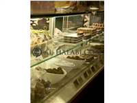 Patisserie Display Chiller (Vintage Chocolate Lounge - Dubai Mall)