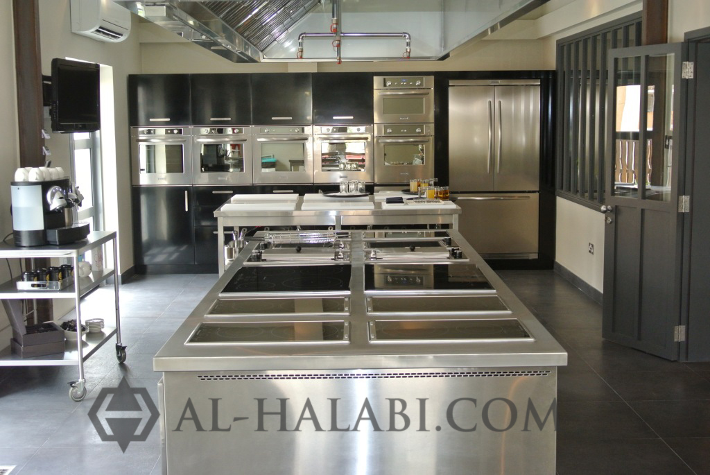 Commercial kitchen equipment dubai for Kitchen designs dubai