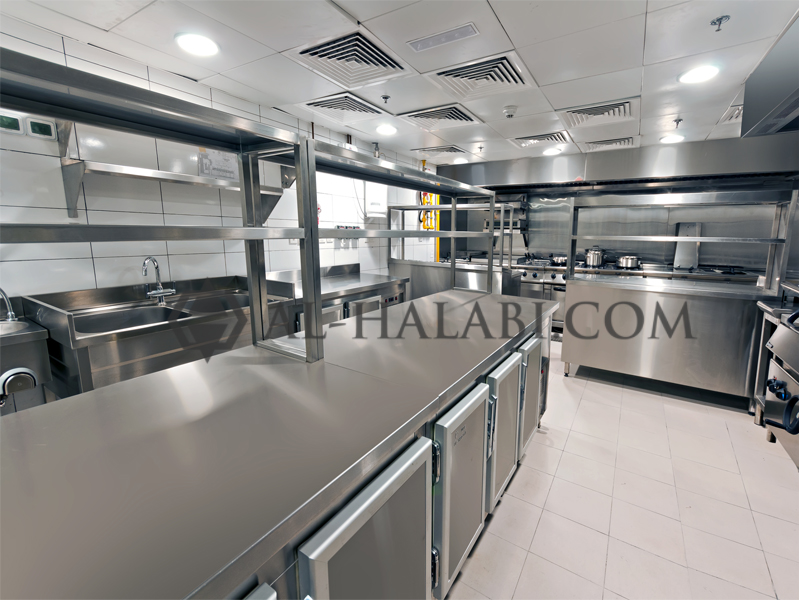 Commercial kitchen equipment dubai for Cuisine commerciale equipement